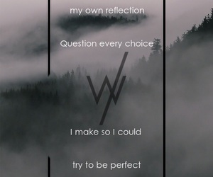 band, Lyrics, and sleeping with sirens image