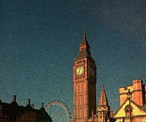 city, london, and travel image