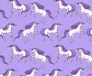 unicorn, love, and fondo image