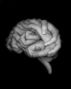 art, brain, and cool image