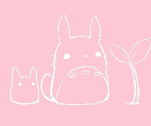 totoro and anime image