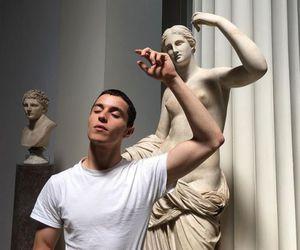 boy, aesthetic, and art image