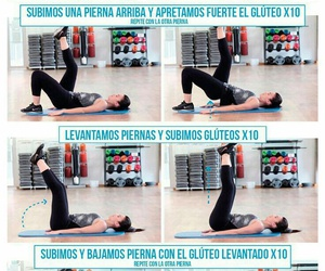 fitness, tips, and salud image