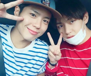 v and parkbogum image