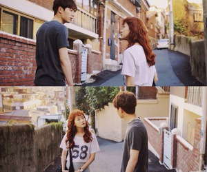 amor, cheese in the trap, and kim go eun image