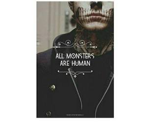 ahs, monster, and tate image