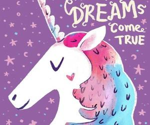 unicorn, Dream, and wallpaper image