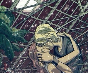 jace, clary, and instituto image