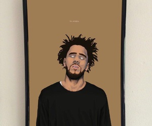 art and j.cole image