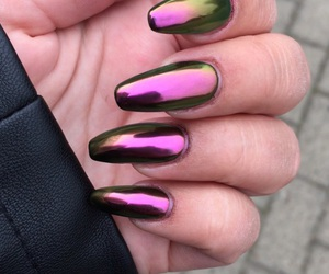 chrome, nails, and duo chrome image