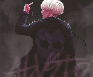 bts, suga, and fanart image