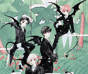 anime, manga, and touya image