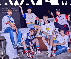 astro and kpop image