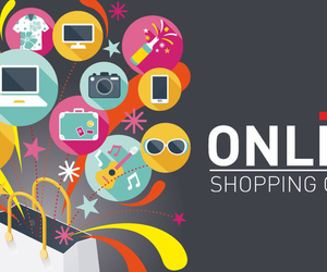 online shopping store image