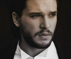 sexy, game of thrones, and kit harington image