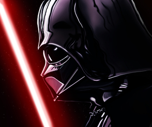 star wars and the dark force image