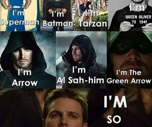 oliver queen image