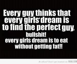 fact, girl, and qoute image