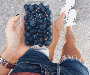 blueberries and blueberry image