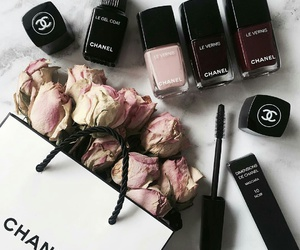 cosmetic, fashion, and black image