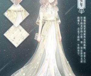 design, dress, and fantasy image