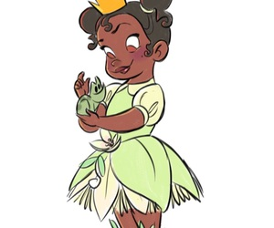 disney, steve thompson, and tiana image