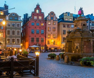 national geographic and stockholm image