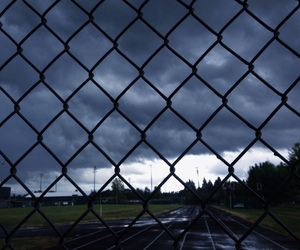grunge, sky, and clouds image