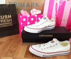 brand, converse, and girly image