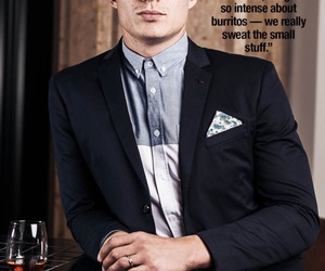 Hottie, zane holtz, and charmer image