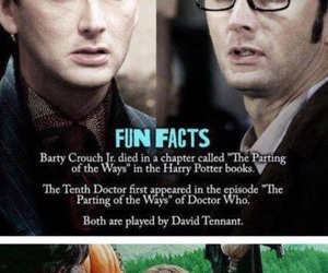 harry potter, doctor who, and funny image