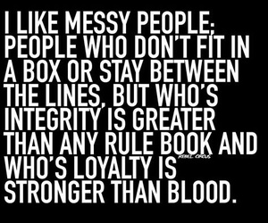 quote, people, and integrity image
