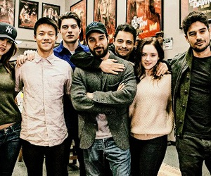 cast, tv series, and wilmer valderrama image