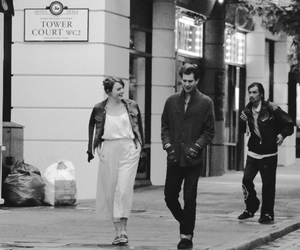 actor, emma stone, and street image