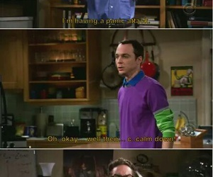 funny, quotes, and the big bang theory image