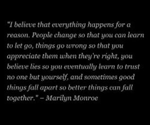 Marilyn Monroe, quote, and text image