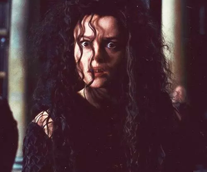 harry potter, bellatrix lestrange, and bellatrix image