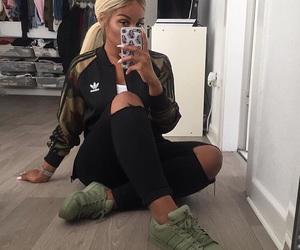 adidas, dope, and fashion image
