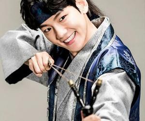 baekhyun, exo, and moon lovers image