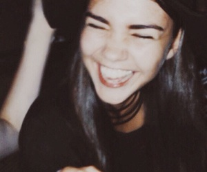 maia mitchell, smile, and icon image