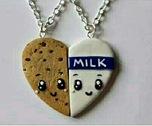 milk, cookie, and friends image