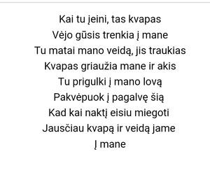 Lithuania, lyric, and ba image