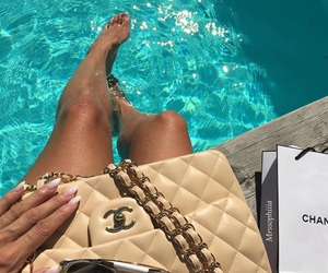 chanel and summer image