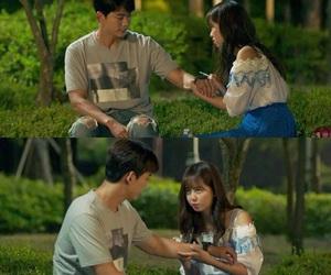 taecyeon, kdrama, and kim so hyun image