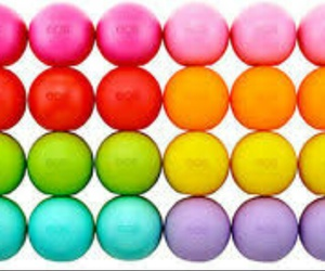 eos, colors, and lip balm image