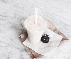 food, drink, and white image