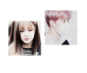 couple, exo, and k-pop image