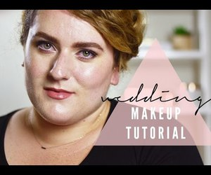 bridal, makeup, and urban decay image