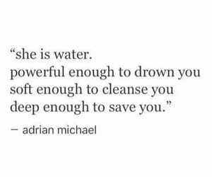 deep, water, and save you image