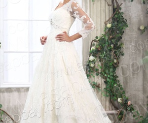 fashion, dress, and evening dresses image